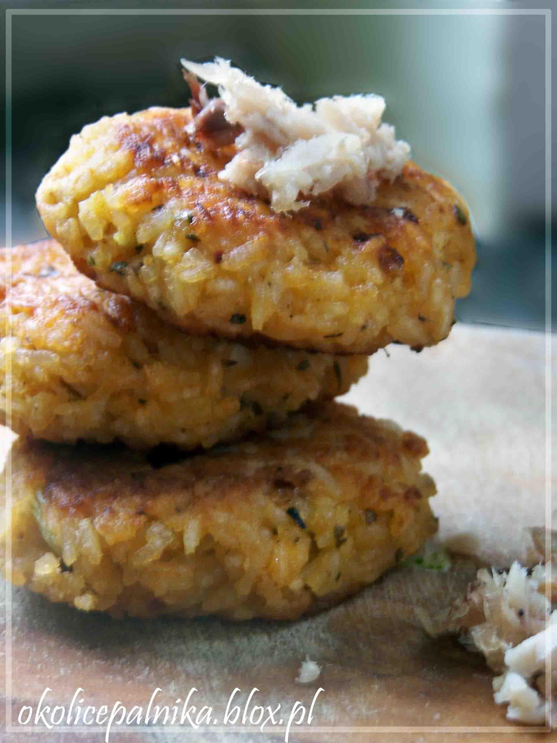 Kotleciki ryżowe – alternatywa dla mielonych
