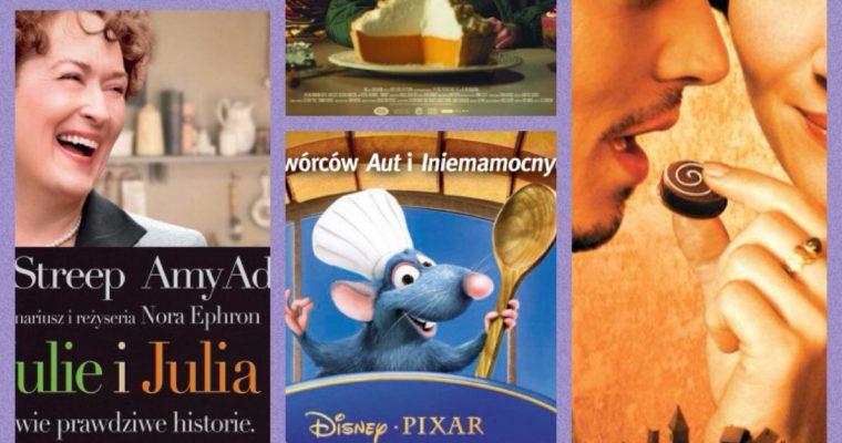 Najlepsze filmy o gotowaniu