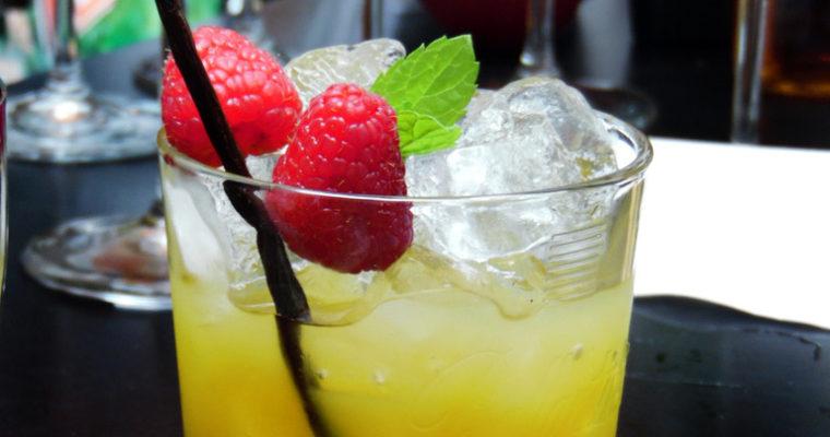Pyszne drinki z Ballantine's