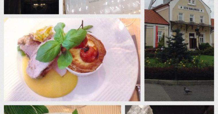 Wizyta w Wieliczce i restauracji Grand Sal