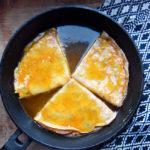 Crepes souzette - naleśniki w syropie pomarańczowym