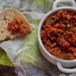 Pesto rosso – pesto z suszonych pomidorów