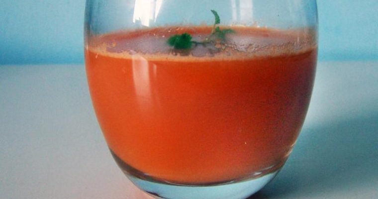 Domowy sok warzywno-owocowy