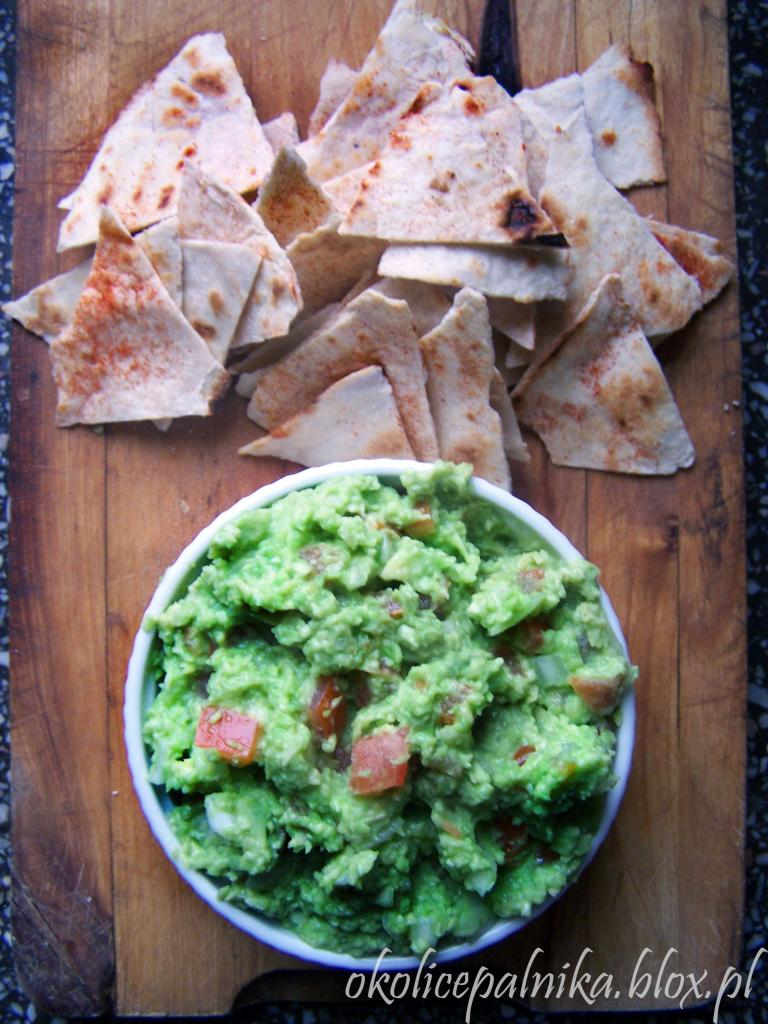 Imprezowe guacamole