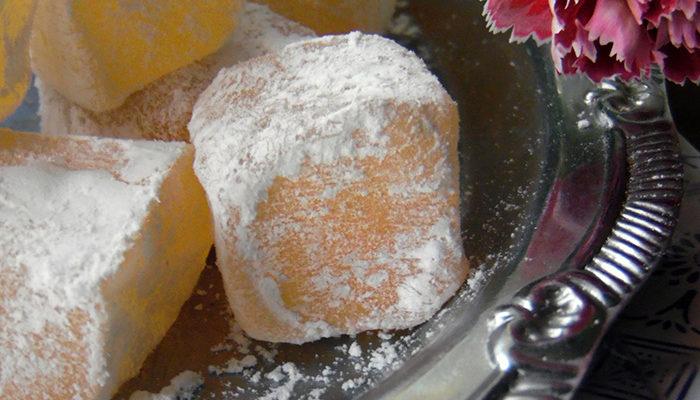 Rachatłukum, lokum, turkish delight