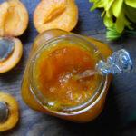 Dżem morelowy z pomarańczami i wanilią