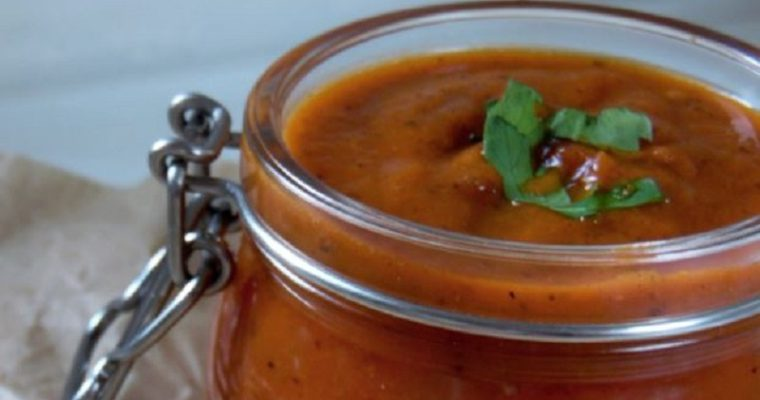 Sos warzywny z pomidorami