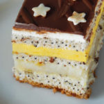 Makowa fantazja - ciasto na święta