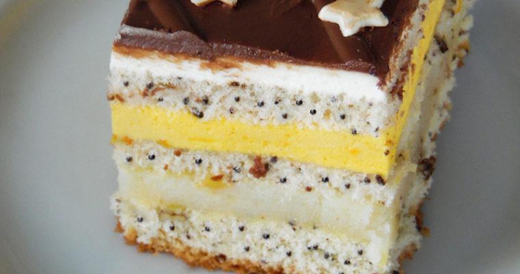 Makowa fantazja – ciasto na święta