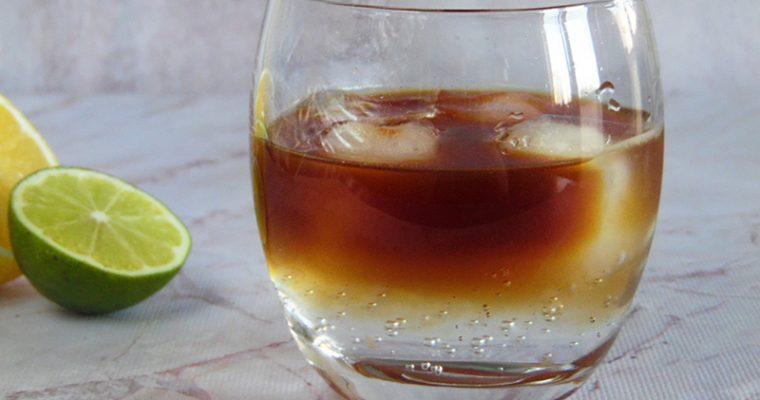 Kawa z tonikiem – espresso tonic