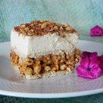 Biały lion - ciasto bez pieczenia