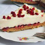 Cytrynowy puszek - ciasto bez pieczenia