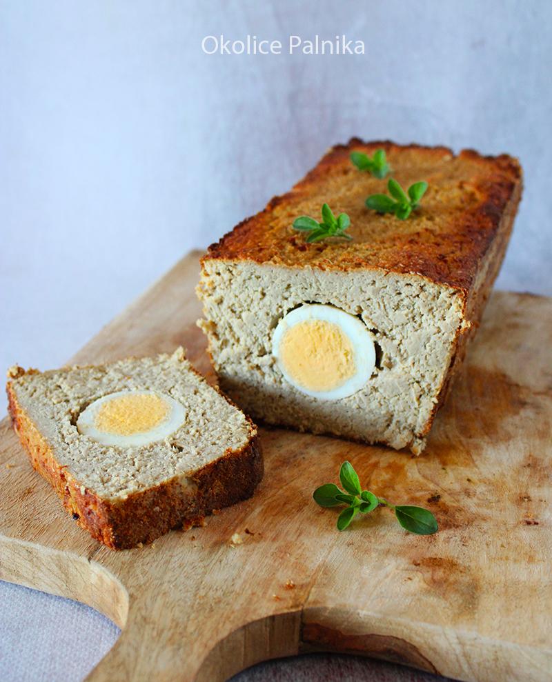 Pasztet z jajkiem